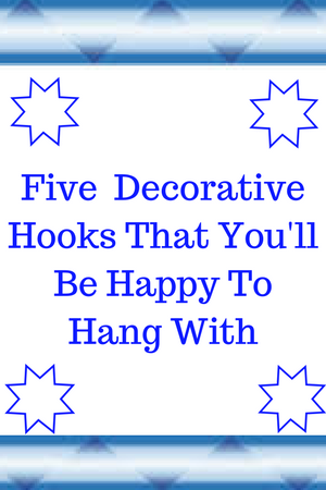 Decorative Hooks For Hanging