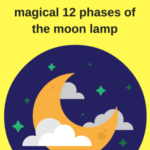 12 Phases Of The Moon Lamp