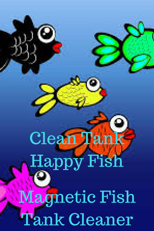 Magnetic Fish Tank Cleaner