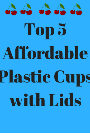 Plastic Cups With Lids