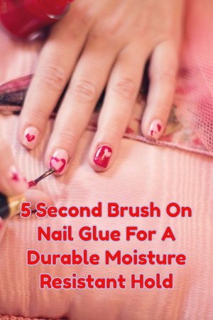Brush On Nail Glue