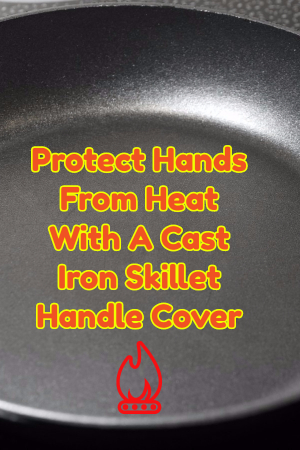 Cast Iron Skillet Handle Cover