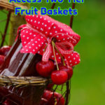 Two Tier Fruit Basket