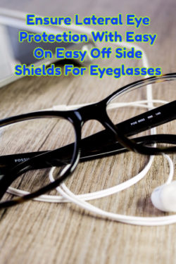 Side Shields For Eyeglasses