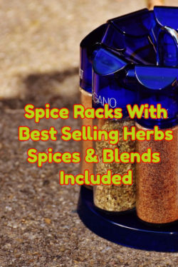 Spice Rack With Spices Included