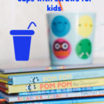 tumbler cups with straws for kids